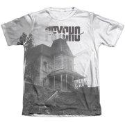 Psycho Bates House Mens Sublimation Shirt