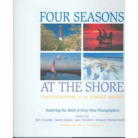 Four Seasons at the Shore : Photographs of the Jersey