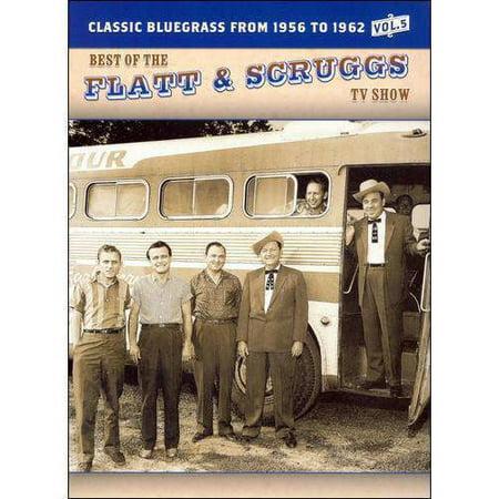 Flatt & Scruggs TV Show: Vol. 5 [DVD]