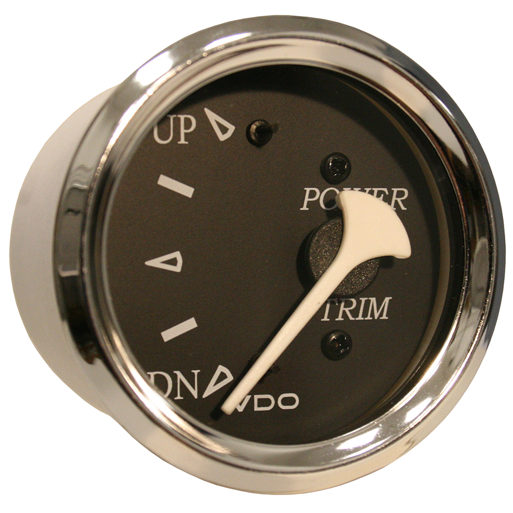 VDO ALLENTARE BLACK TRIM GAUGE FOR USE WITH MERCURY/VOLVO/