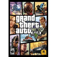 Grand Theft Auto V, Rockstar Games, PC, [Digital Download], 857847003660
