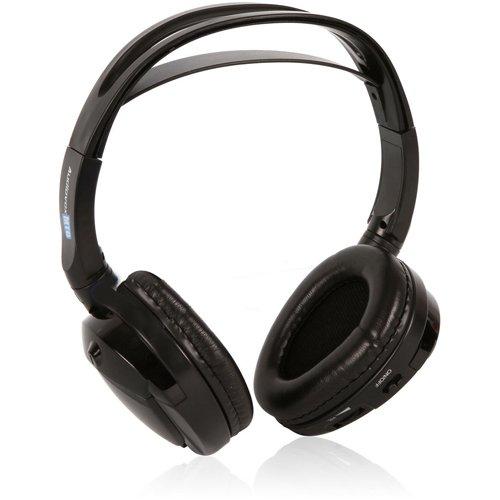 Audiovox Single Channel Wireless Fold-flat Headphones MTGHP1CA