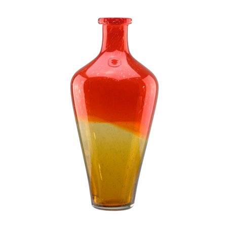 Amber Jewel Accents Glass (15