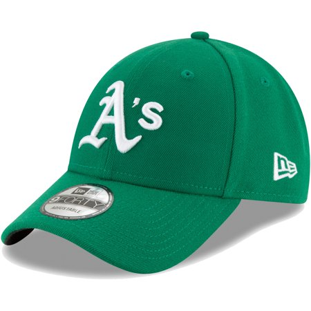 Oakland Athletics New Era Alternate The League 9FORTY Adjustable Hat - Green - OSFA