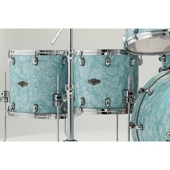 Tama Starclassic Performer B/B 5-Piece Hyper-Drive Shell Kit (Ice Blue  Pearl)