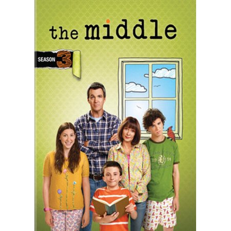 The Middle: Season Three (DVD)