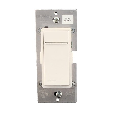 Coordinating Remote - VP00R-10Z, Vizia + Digital Coordinating Remote Dimmer/Fan Speed Control, 3-Way or More Applications, White/Ivory/Light Almond, Must use one 120VAC Vizia.., By Leviton