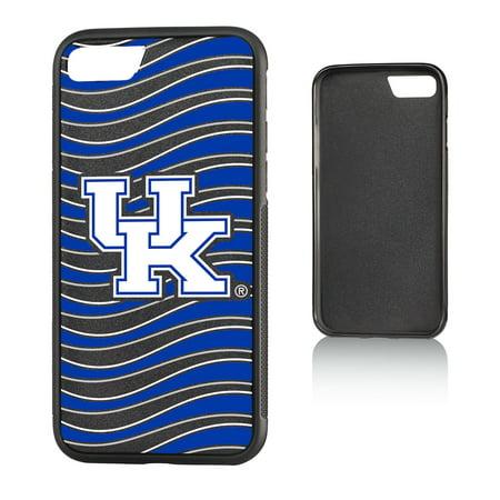 UK Kentucky Wildcats Wave Bump Case for iPhone 8 / 7