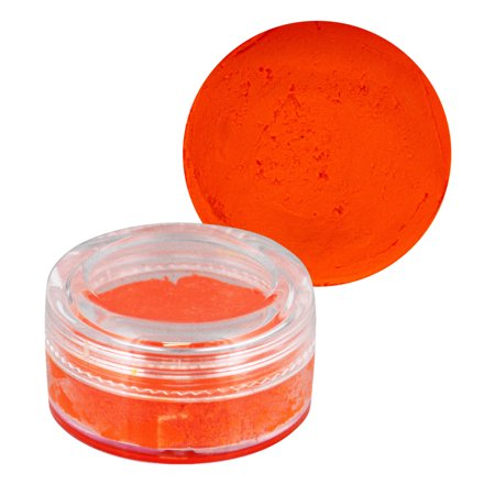 Custom Body Art 10ml Red Flourescent FACE PAINT - Red Body Paint
