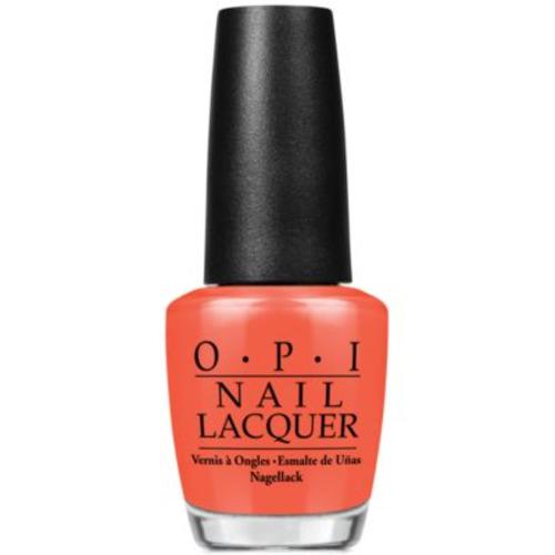 OPI Nail Lacquer Nail Polish, Hot Spicy