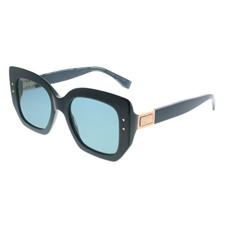 Fendi Peekaboo FF 0267 ZI9 Womens Square Sunglasses