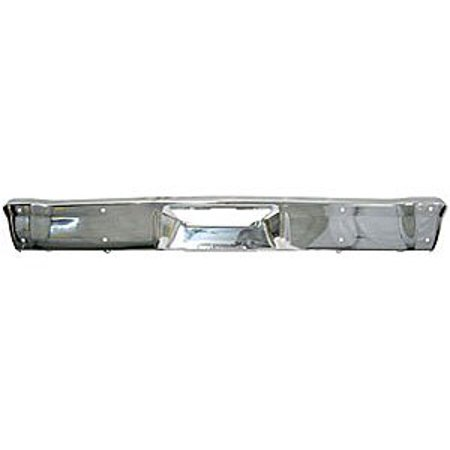 Auto Metal Direct 990-3066 Rear Chrome (Valley Chrome Bumper)
