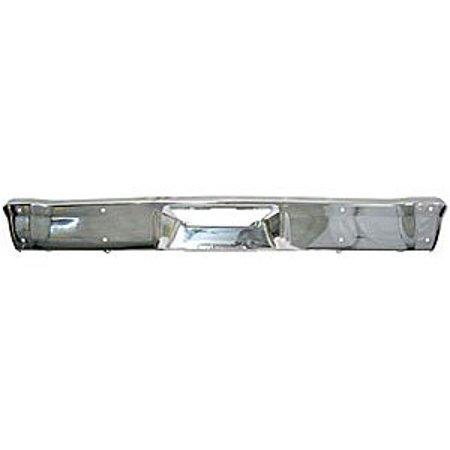 Auto Metal Direct 990-3066 Rear Chrome Bumper Chrome Rear Bumper Step