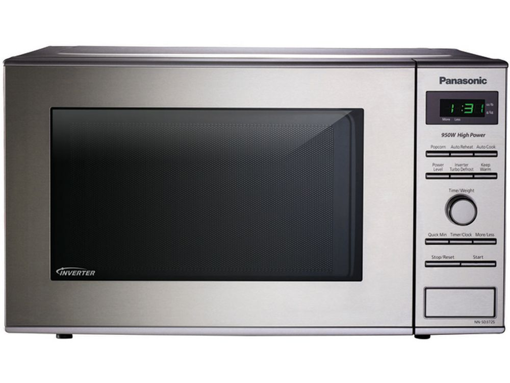 Panasonic 0 8 Cu Ft 950w Countertop