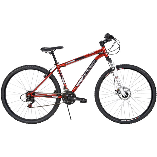 "29"" Huffy Bantam Men's Mountain Bike, Red"