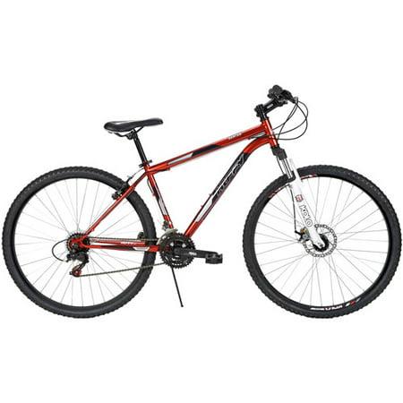29 Huffy Bantam Men S Mountain Bike Red Walmart Com