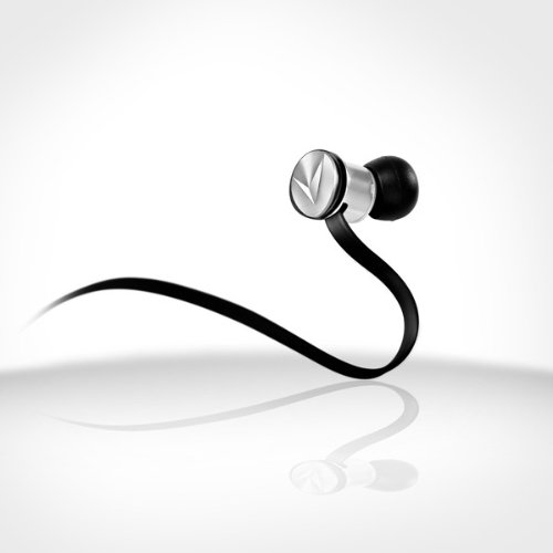 Velodyne vPulse In-Ear Headphones (Classic Black)
