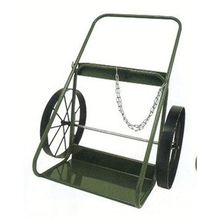 Saf-T-Cart 339-403-20 Cart made of Tubular Frame with a Floor Plate - Tubular Body Floor Safe