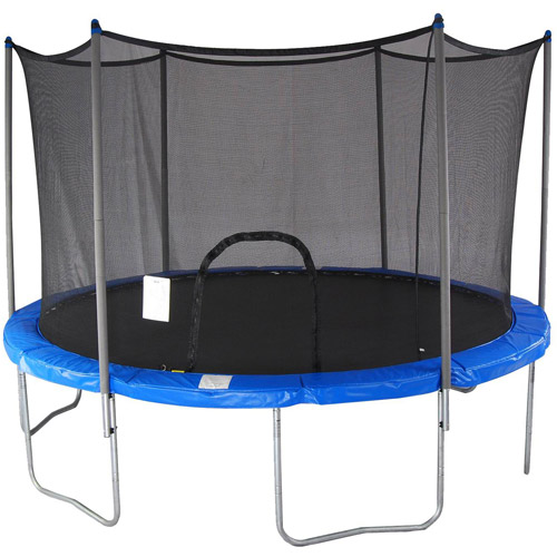 Airzone 12' Trampoline Combo, Blue, Box 1 of 2