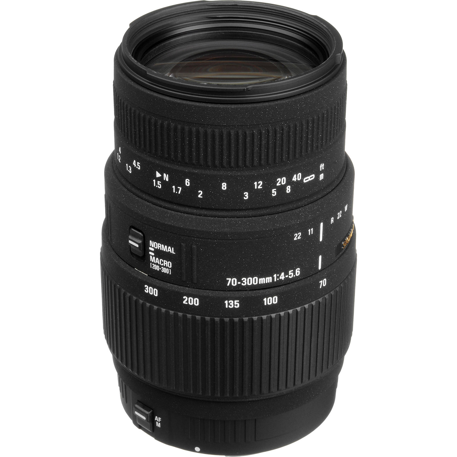 Sigma 70-300mm f/4.0-5.6 DG Macro Zoom Lens (for Canon EOS Cameras)