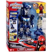 Power Rangers Q Rex Megazord Action Figure
