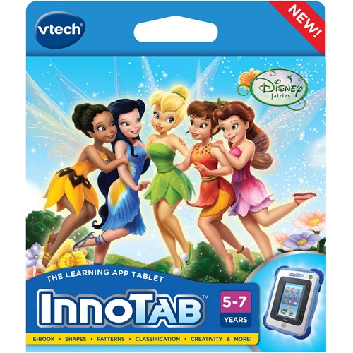 VTech InnoTab Software, Fairies