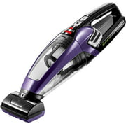 BISSELL Pet Hair Eraser Lithium Ion Cordless Hand Vacuum, Purple, 2390A