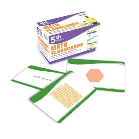 5th Grade Math Flashcards