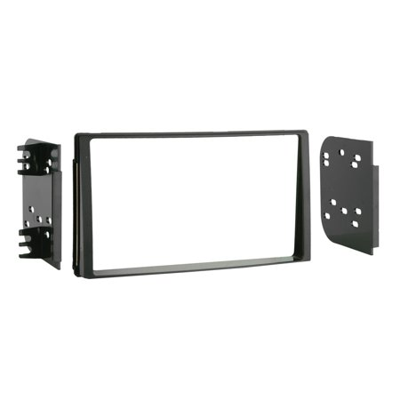 95-7324 Double DIN Installation Kit for 2006-up Kia Optima Vehicles (Black), Iso mount radioWalmartpatible using snap-in iso radio mounts By (Used Car Stereos For Sale In Bangalore)