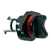 Ronstan RF294 Drain Plug & Housing - Coarse Thread - Black Nylon