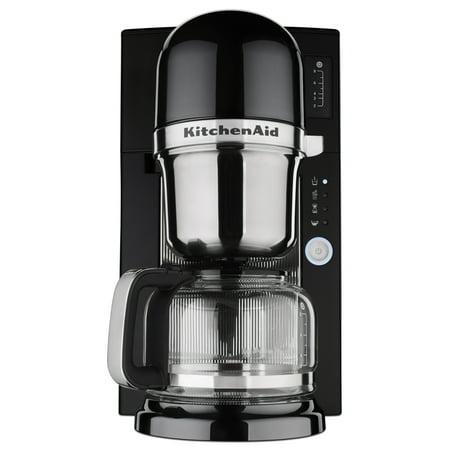 KitchenAid® Pour Over Coffee Brewer, Onyx Black (KCM0801OB)