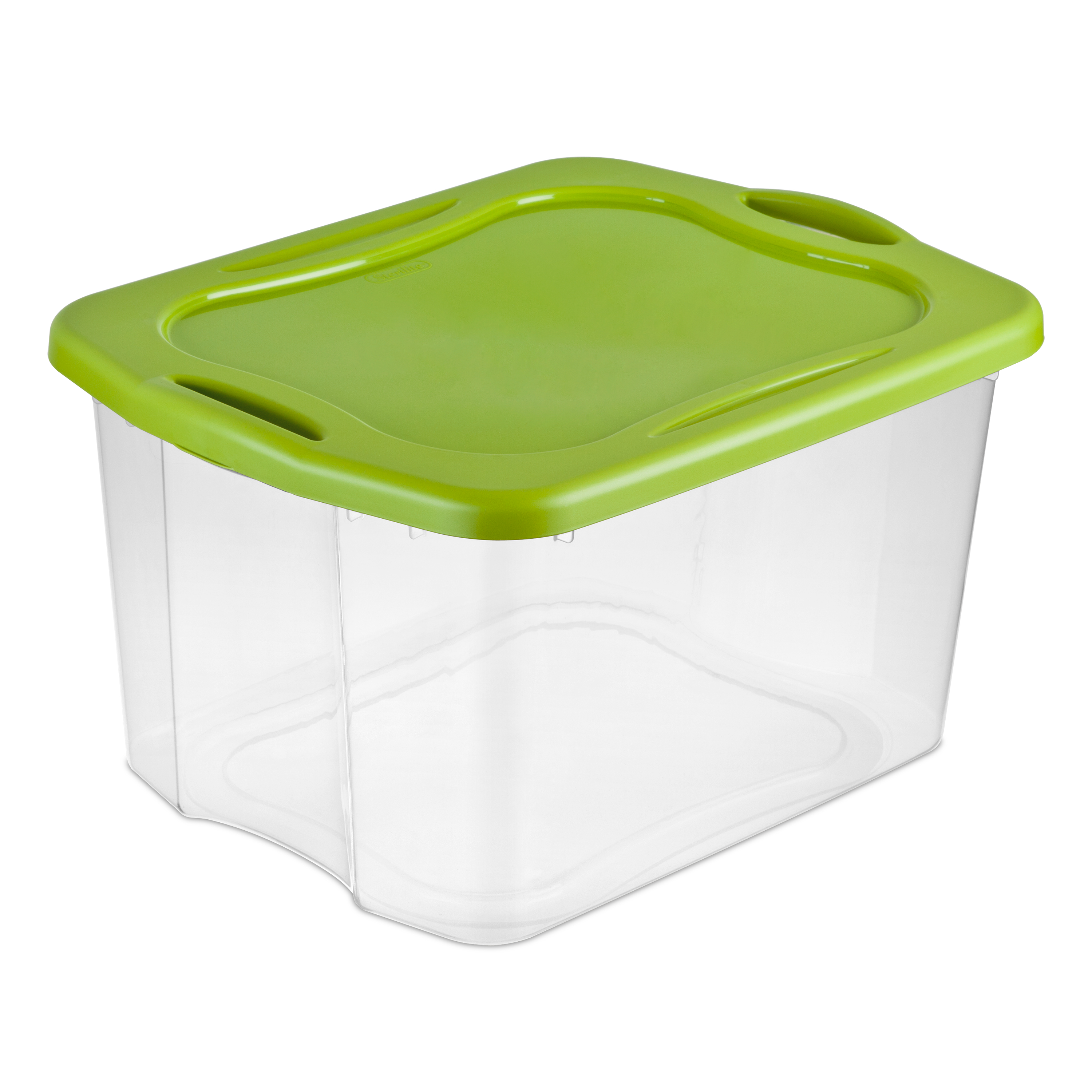 Sterilite, 70 Quart / 66 Liter EZ Carry Container