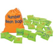 Educational Insights® Number Bean Bags