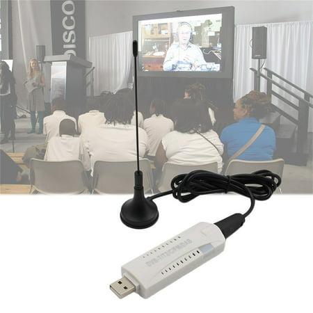 DVB-T2 Receiver Digital USB TV Stick HDTV Receiver With