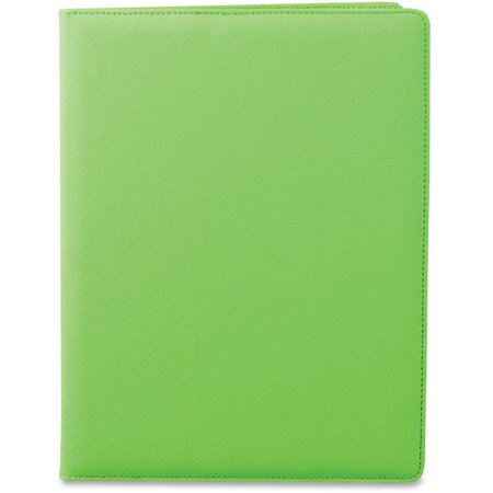 Custom Padfolios - Samsill, SAM70864, Fashion Padfolio Pad Holder, 1 Each, Lime