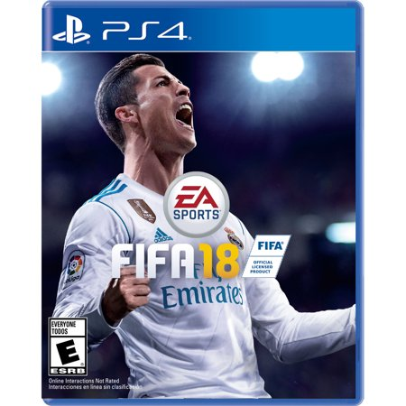 FIFA 18, Electronic Arts, PlayStation 4, (Best Fifa 18 Formations)