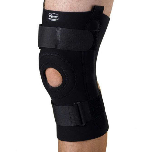 U-Shaped Hinged Knee Supports