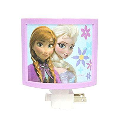 Disney Frozen Elsa & Anna Night Light