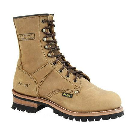 (Men's 1427 Logger Boots 9)