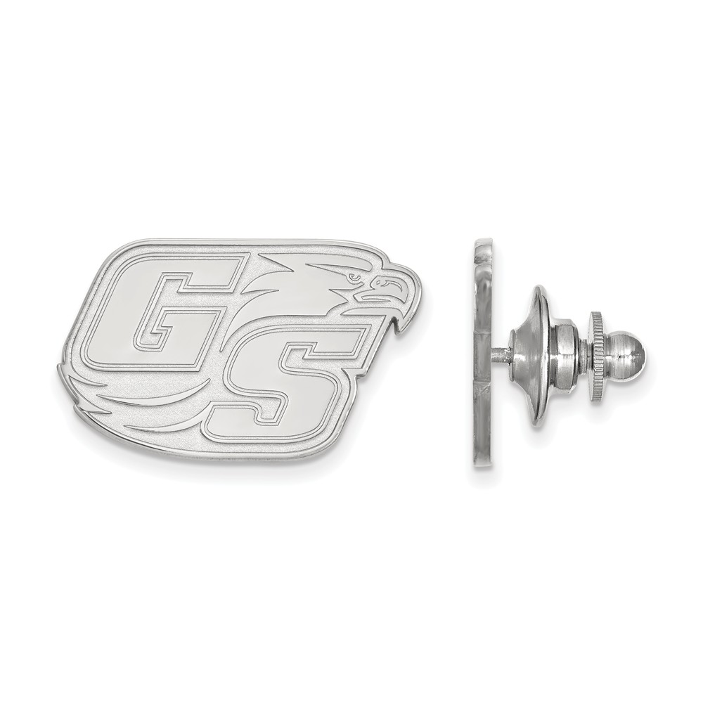 925 Genuine Sterling Silver Officially Licensed Georgia Southern University Lapel Pin