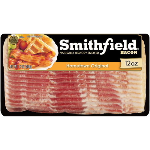 Smithfield Hometown Original Bacon, 12 oz