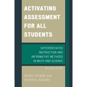 Activating Assessment for All Students - eBook