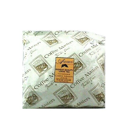 Ashbys Decaf Ginger Peach Flavored Loose Leaf Tea (32 Ounce Bag)