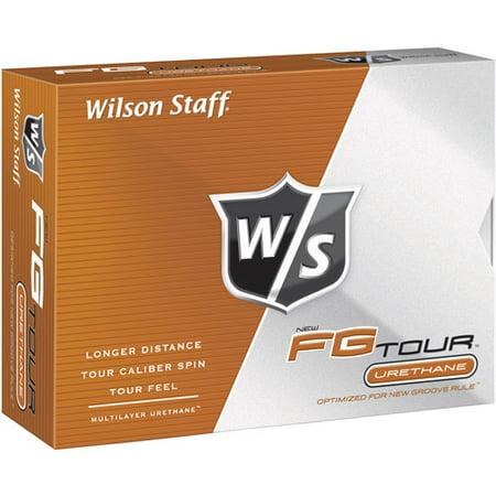 Wilson Staff FG Tour Golf Balls - 1 Dozen