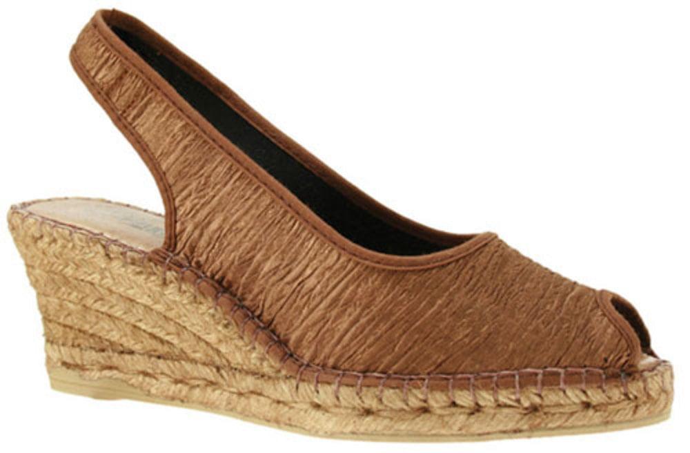 Women's Azura JEANETTE Sandals 5 BROWN 35 M EU 5 Sandals M bd36f7