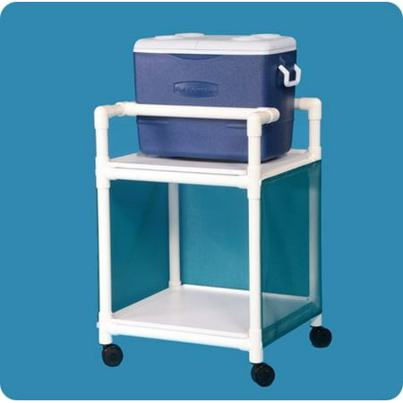 Standard Line Ice Cart with 50 Quart Cooler