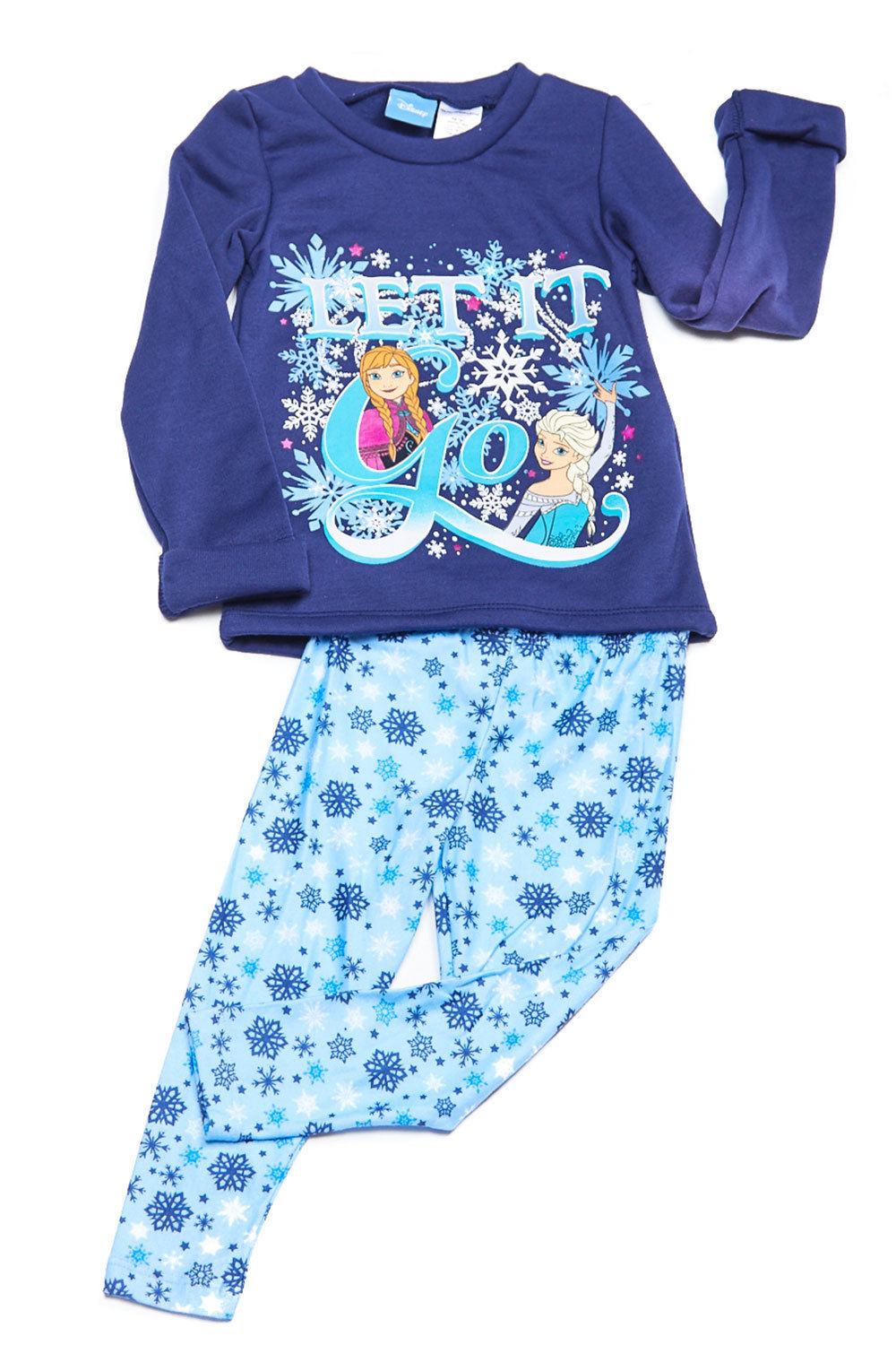 Girls Kids & Shimmer and Shine Fleece Long Sleeve Leggings Pants Set NICK