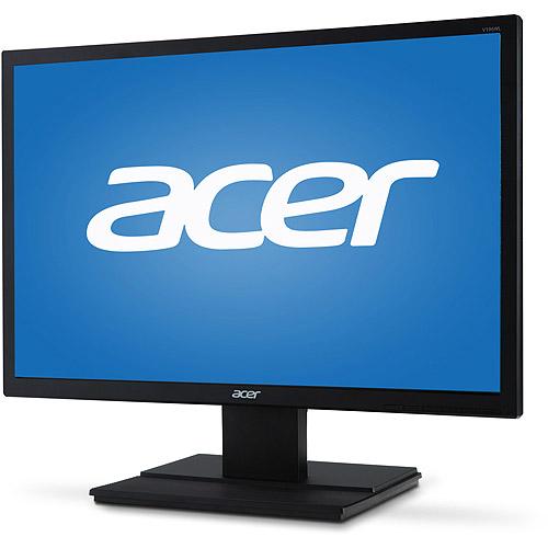 "Acer 19"" LCD Monitor (V196L bd, Black)"