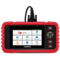 LAUNCH CRP129X OBD2 Scanner Car Diagnostic Code Reader for Engine Transmission ABS SRS with OIL/EPB/SAS/TPMS/Throttle Body Reset and AutoVIN