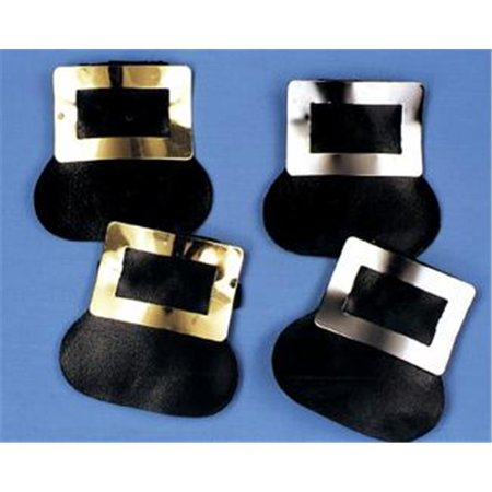 Shoe Buckles Colonial Silver - Colonial Shoe Buckles